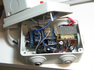 Schema Elettrico Per Tapparelle : Automazione tapparelle con arduino parte